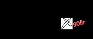 Logo Normisjon Mysen 90 år